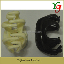 H-284 New Arrival fantastic Plastic Hair Claw Clips