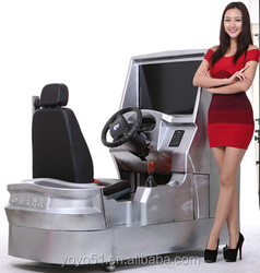 Simulated automation driving simulator factory price