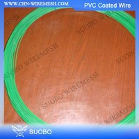 Coated Hexagonal Wire Mesh Fencing Coated Craft Wire Galvanized Cut Wire / Pvc Coated Cut Wire / Annealed Cut Wire For Binding