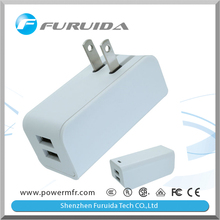 Hot New Products for 2014,Travel Charger with 2-USB