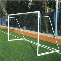 Low MOQ sports equipment portable soccer goal for sale