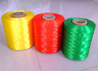 100 % HDPE yarn monofilament manufacturer/supplier of textile PP hand knitting yarn