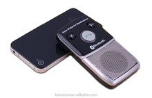 New arriving bluetooth car kit, voice control to take call or reject call
