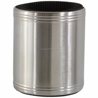 Thermos stainless steel beer can cooler holder, Foam Bicycle Cup Holder.stainless Steel Magnetic car mug holder