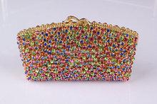 Crystal Rhinestone Bridal Wedding clutch bags for women