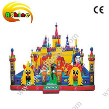 Large inflatable castle toys ,fun city games for kids