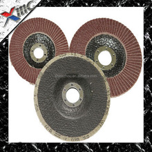 excellent abrasive resistance Polishing felt wheels with M14 fastening / ROSH test passed
