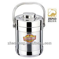 1.8L Stainless Steel Vacuum Food Storage Containers