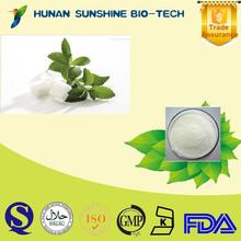 2015 Organic stevia leaf extract P.E. / 98% Stevioside Rebaudioside A powder/ 99%Stevioside Rebaudioside A powder