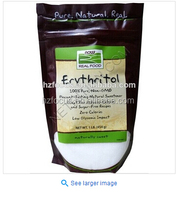 natural calorie-free sweetener stevia mixture with erythritol