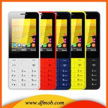 2.4 Inch Screen 4 Band Spreadtrum Dual SIM Wap/Gprs Hot Sale Celular Mobile Phone 225