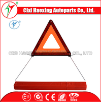 road emergency kits Reflective Triangle for Car Use