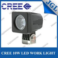 mini cree 10w led work light motorcycle led headlight