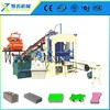 germany manufactured products / brick making tools / cement block machine price QT4-15C