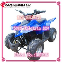 500w /800w MINI ELECTRIC 4 wheeler electric quad atv for adults with CE