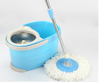 Hot sales high quality new design 360 spin magic mop old fashioned dust mop