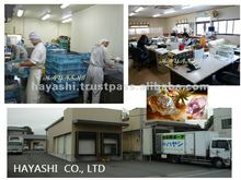 It is a meat company in Japan. we to sell pork processed products.