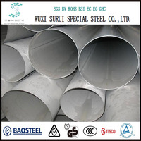 Glass Tubes 304L Welded Stainless Steel Pipe With Lower Price