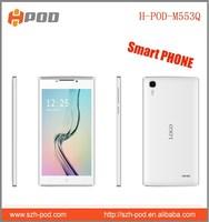 smart phone usb flash drive 5.5 inch mtk6582 quad core ips