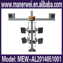 Original Launch Best After-sale Service portable 3d camera space wheel aligner four wheel alignment