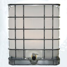 IBC Water Tank Container 1000l on an Aluminium Pallet