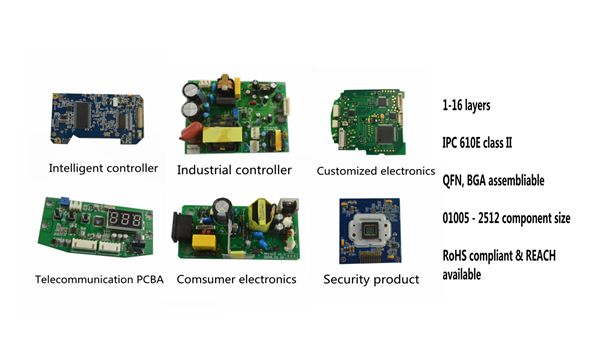 PCB assembly service,low cost turnkey OEM pcb assembly service manufacturing factory