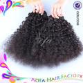 New beautiful barato 100 por cento natural raw virgin remy indiano do cabelo humano