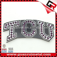 Popular hot-sale gti grille auto logo