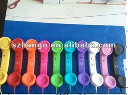 mobile phone handset,cell phone receiver, iphone accessoires