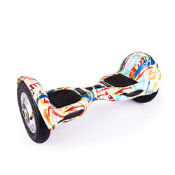 wholesale customize self balancing electric scooter drifting board with rear brake light