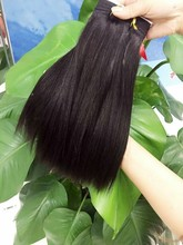 Quality soft silky virgin kinky straight yaki human weave filipino hair