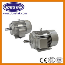 IE2 High Efficiency AC Three Phase Induction Motor, Industrial TEFC Electric Motor with Squirrel Cage, External Fan Cooled