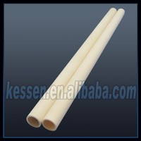 ceramic drain pipe/high temperature ceramic pipe