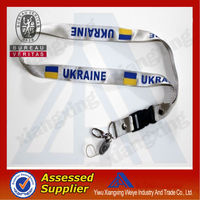 China wholesale new design retractable key lanyard trade for sale