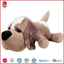 Big eyed stuffed animals dog toy plush dogs