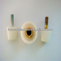 plastic cone with formtie and washer