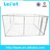 manufacturer wholesale galvanize tube chain link dog kennel runs/kennel for dog/dog kennel design