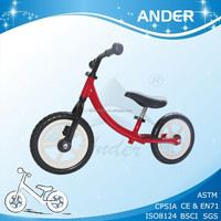 2015 Hot Selling Kid Running Bike for Kids 3-7years