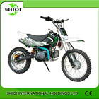 Chinês barato 140cc Dirt Bikes para venda / SQ-DB101