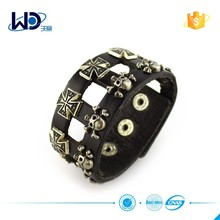 Fashion Charm Leather Bracelet