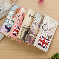 Latest graffiti printed wallet different styles female 2 fold wallet purse wholesale china wholesale purses