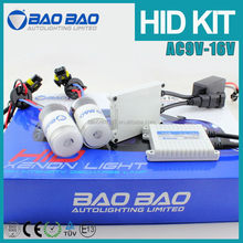 Alibaba china hot selling 75w car hid kit with trade assurance