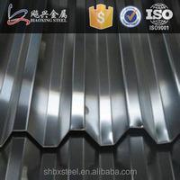 Alibaba Best Seller Galvanized Iron Aluminum Zinc Sheet Roofing