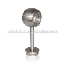Ss316 barandilla balaustre rígido extraíble de la escalera de hierro 33.7 para soporte de la barandilla