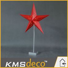 New arrival all kinds of battery operated led light star 2015