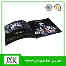 Beautiful design printing brochures&catalog printing