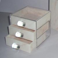 Factory custom logo printed jewelry box jtf best price