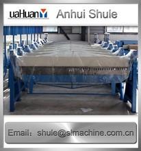 WS-1.2x1500B Adjustable tool according to panel sheet hand folding machine