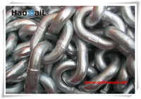 High Strength Heavy Duty Galvanized Alloy G80 Lifting link Chain