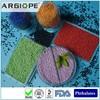 Excellent plastic concrete color pigments